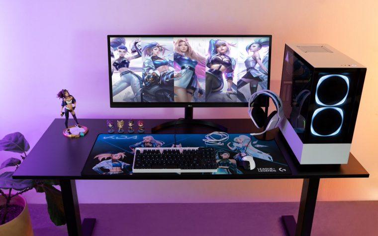 Logitech launches League of Legends K/DA gaming peripherals in Singapore