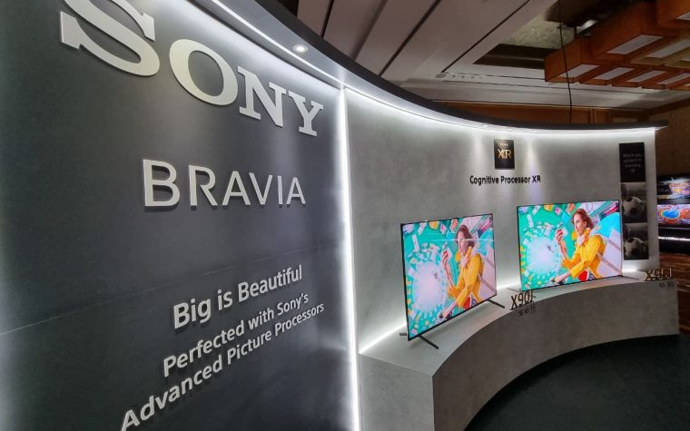 """Sony launches Bravia XR 8K LED, 4K OLED and 4K LED TVs with new """"cognitive processor"""""""