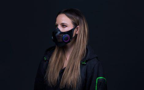 Razer's smart RGB mask Project Hazel is becoming a reality