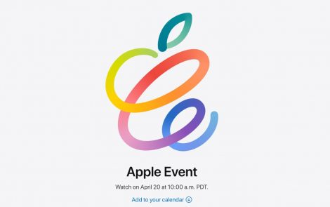 Apple announces its first special event for 2021