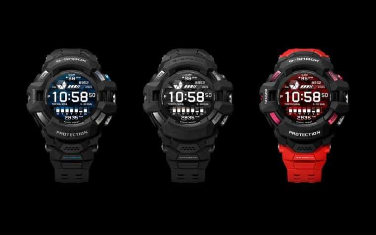Casio's first G-Shock Wear OS smartwatch is finally a reality
