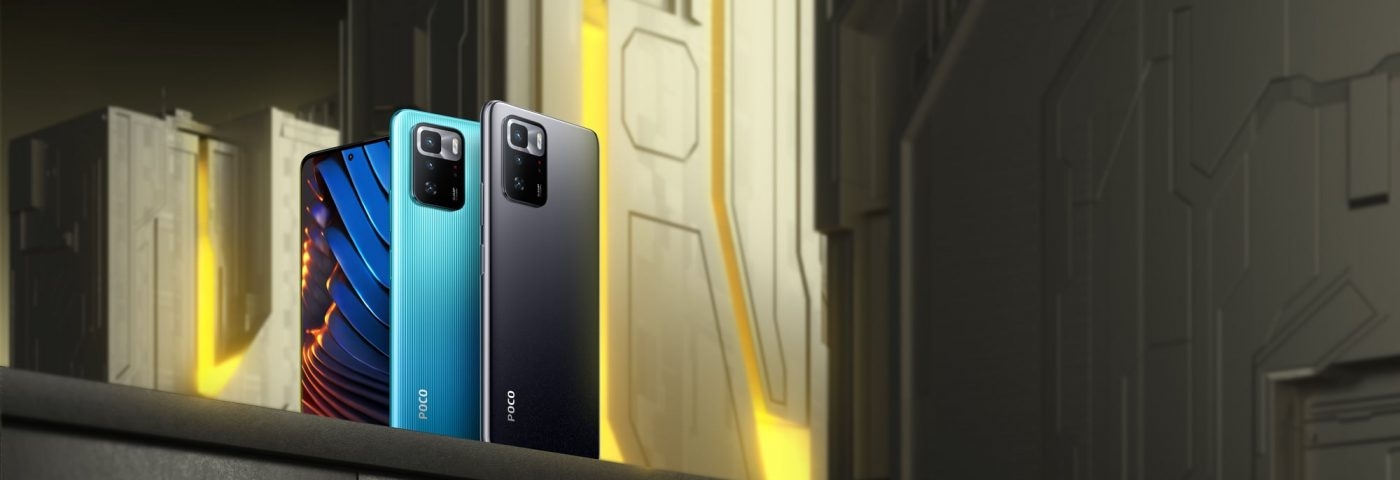 Poco's new mid-range smartphone, X3 GT, to be available early next month