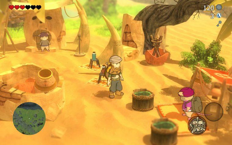 Exciting games, like Zelda-inspired RPG, arriving on Apple Arcade