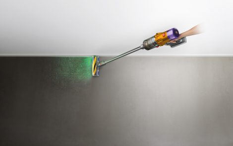 Dyson launches first cordless vacuum cleaner with laser detection technology